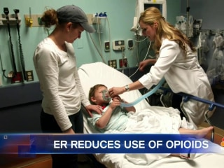Hospital Fights Opioid Addiction With Holistic Healing