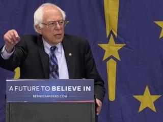 Bernie Sanders still in it to win it?