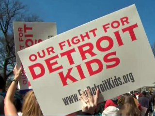 Detroit Schools Closed for Second Day Amid Teacher 'Sickout'