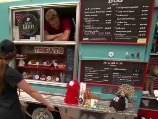 In Seattle, Food Trucks Are Going to the Dogs