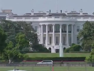 NBC News Special Report: Shooting Near The White House