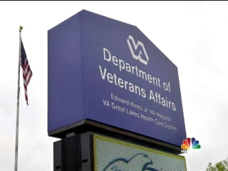VA Secretary Compares Veterans Wait Times to Disneyland
