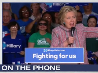Clinton on Emails: 'I Know People Have Concerns'