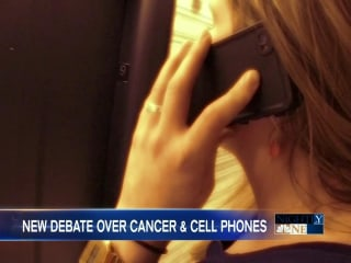 Government Study Links Cellphone Radiation to Cancer