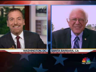 Would Sanders Take the Veep Call from Clinton?
