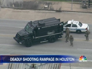 6 Hit in Wild Houston Holiday Weekend Shooting Spree