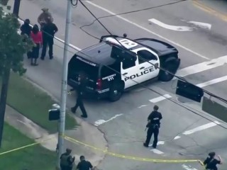 Houston shooting suspect had PTSD, his family claims