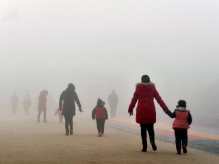 Air Pollution Levels Rising In World's Poorest Cities