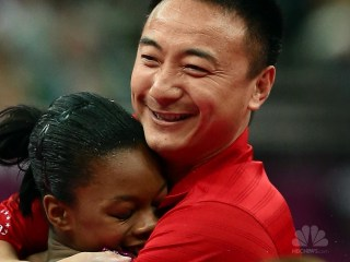 From Winning Medals to Coaching Gold Medalists, Liang Chow Is Taking It 'One Day At a Time'