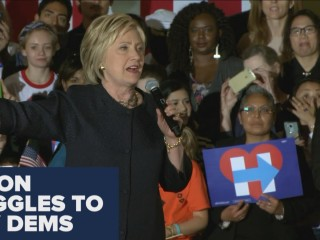 Trump, Clinton in Tight General Election Race