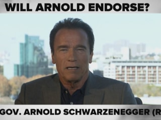 ComPRESSed: Bernie Sanders & Arnold Schwarzenegger