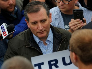 Cruz Clashes With Trump Supporter