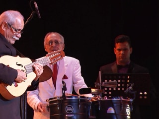 Buena Vista Social Club Performs Historic Last Show in Cuba