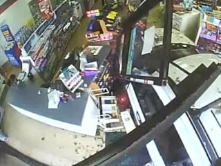 Watch as SUV Slams Into Store