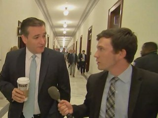 Ted Cruz Returns to Capitol Hill After 2016 Bid