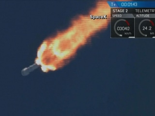 SpaceX Successfully Launches Rocket