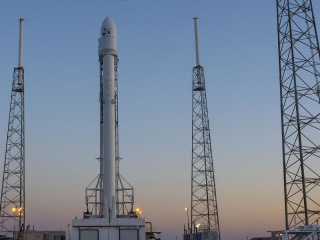 Watch Live:  SpaceX Launches Communications Satellite