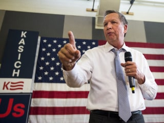 NBC News Special Report: Kasich Reportedly Suspending Campaign