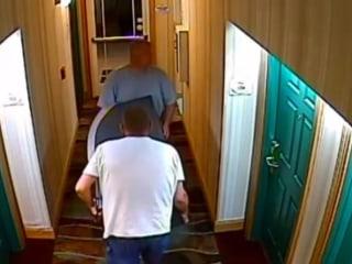 Watch as Brazen Bandits Steal ATM