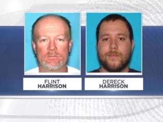 Father and Son in Utah Kidnapping Case Held in Wyoming Jail