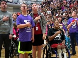 Sport And Spirit Bring Students Together