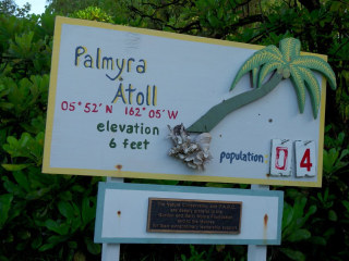 The Last Best Place on Earth: Arriving to Palmyra Atoll