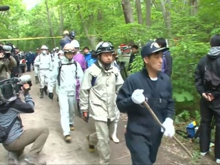 Search Continues for Boy Left in Woods as Punishment