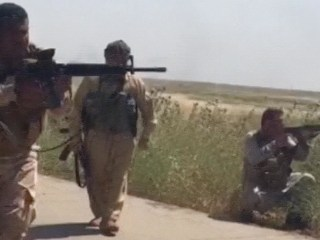 See Kurdish Fighters in ISIS Battle that Killed Navy SEAL