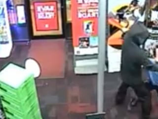 Feisty 7-Year-Old Punches Armed Suspect in Store Robbery