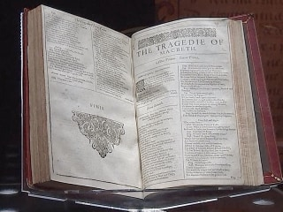 Shakespeare First Folio Sells for $2.75M