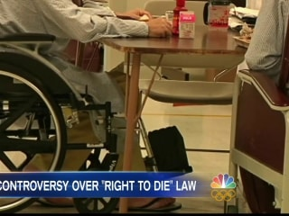 California Enacts Controversial 'Right to Die' Law for Terminally Ill
