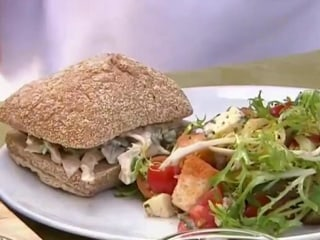 This Delicious Chicken Salad Sandwich Is Perfect for Summer Picnics