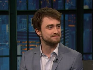 Daniel Radcliffe Reveals What Trump Told Him Backstage
