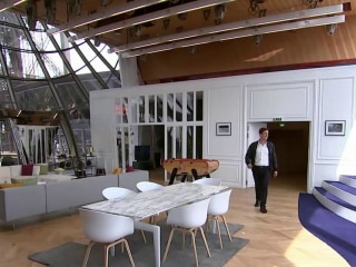 Visit Luxury Apartment Hidden Inside the Eiffel Tower