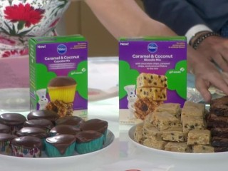 Girl Scout cookie fan? Make Thin Mints brownies at home!