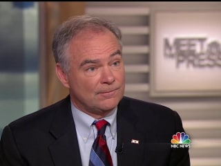 Sen. Kaine: Abortion is in the 'Personal Realm'