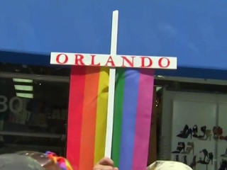 Orlando Victims Honored at Gay Pride Parades Globally