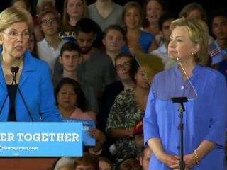 Do Clinton, Warren make Dem dream team?