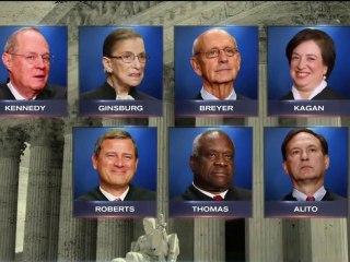 Supreme Court Strikes Down Controversial Texas Abortion Law