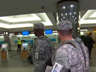 In wake of Istanbul attack, US airports on high alert