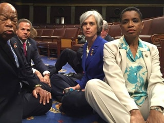 After 26 Hours, House Democrats End Sit-In Protest