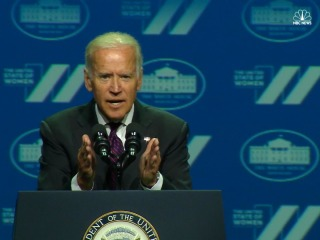 Biden: There Is Never a Cultural Justification for Dehumanization