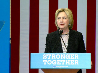 Clinton Says Trump Immigration Plan Would Create a 'Trump Recession'