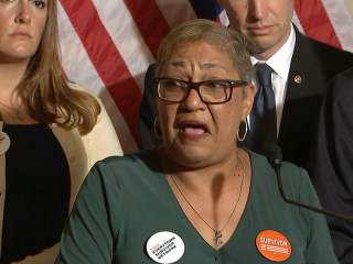 Families of Gun Victims Plead for Reform on Capitol Hill