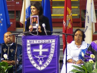 Haley on S.C. Church Shooting Victims: I Think About Them Every day