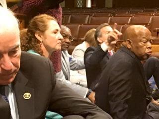 Democrats Sit-In on House Floor to Force Gun Legislation