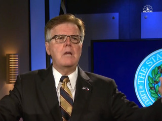 Texas Lt. Gov. Condemns SCOTUS Ruling.