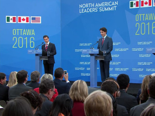 Trudeau: 3 Countries' Relationship Deeper Than Any Individual Leader