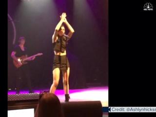 'The Voice' Contestant Christina Grimmie Shot After Concert