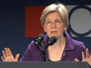 Sen. Elizabeth Warren: 'Trump is a Mitch McConnell Candidate'